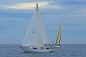 36 ft. Cal 36 Cruiser Racer Boat Rental Boston Image 9
