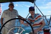 40 ft. Jeanneau Sailboats Sun Odyssey 409 Cruiser Boat Rental Tampa Image 27