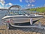 19 ft. Yamaha AR192  Jet Boat Boat Rental Miami Image 4