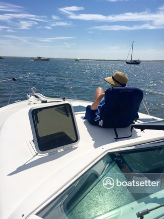 Rent a Tiara Yachts express cruiser in Hyannis, MA near me