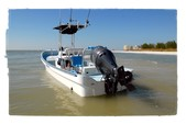 25 ft. Imemsa W-25 Center Console Boat Rental Boston Image 3