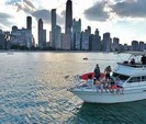 36 ft. Sea Ray Boats 355 TAC Motor Yacht Boat Rental Chicago Image 18
