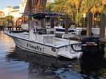 23 ft. Dusky Marine 203 4-S Center Console Boat Rental Miami Image 12
