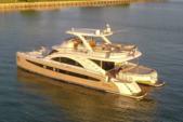 62 ft. Rodriguez catamaran Catamaran Boat Rental Miami Image 5