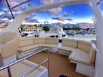 60 ft. Navigator Rival Flybridge Boat Rental Miami Image 7