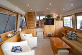 60 ft. Navigator Rival Flybridge Boat Rental Miami Image 8