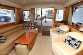 60 ft. Navigator Rival Flybridge Boat Rental Miami Image 9
