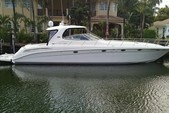 58 ft. Sea Ray Boats 550 Sundancer Cruiser Boat Rental Miami Image 2