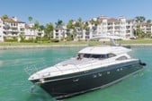 45 ft. PRINCESS 65′ PRINCESS Motor Yacht Boat Rental Miami Image 1