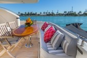 45 ft. PRINCESS 65′ PRINCESS Motor Yacht Boat Rental Miami Image 6