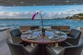 88 ft. Ferretti 88 Motor Yacht Boat Rental Miami Image 14