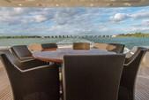 88 ft. Ferretti 88 Motor Yacht Boat Rental Miami Image 13