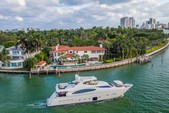 88 ft. Ferretti 88 Motor Yacht Boat Rental Miami Image 1