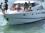 45 ft. Meridian Yachts 391 Sedan Flybridge Boat Rental Miami Image 14