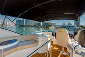 45 ft. Meridian Yachts 391 Sedan Flybridge Boat Rental Miami Image 25
