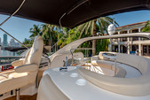 45 ft. Meridian Yachts 391 Sedan Flybridge Boat Rental Miami Image 26