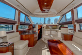 45 ft. Meridian Yachts 391 Sedan Flybridge Boat Rental Miami Image 2