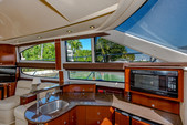 45 ft. Meridian Yachts 391 Sedan Flybridge Boat Rental Miami Image 38
