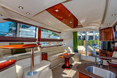 45 ft. Meridian Yachts 391 Sedan Flybridge Boat Rental Miami Image 40