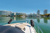 45 ft. Meridian Yachts 391 Sedan Flybridge Boat Rental Miami Image 41