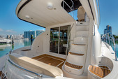 45 ft. Meridian Yachts 391 Sedan Flybridge Boat Rental Miami Image 44