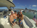 58 ft. Sea Ray Boats 550 Sundancer Cruiser Boat Rental Miami Image 15