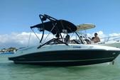 20 ft. Bayliner VR5 BR  Bow Rider Boat Rental Miami Image 3