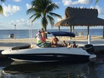 24 ft. Sea Ray Boats 240 Sundeck w/250XL Verado Bow Rider Boat Rental The Keys Image 1
