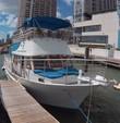 40 ft. Albin Marine Inc. 40' Trawler Motoryacht Trawler Boat Rental Miami Image 6