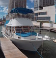 40 ft. Albin Marine Inc. 40' Trawler Motoryacht Trawler Boat Rental Miami Image 12