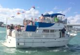 40 ft. Albin Marine Inc. 40' Trawler Motoryacht Trawler Boat Rental Miami Image 2