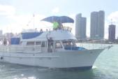 40 ft. Albin Marine Inc. 40' Trawler Motoryacht Trawler Boat Rental Miami Image 1