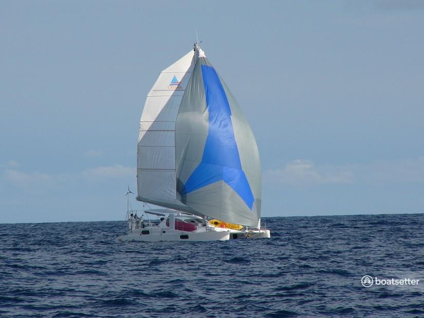 Rent a Catana catamaran in Newport, RI near me