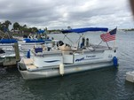 20 ft. Godfrey Marine Sweetwater 2019 SC Pontoon Boat Rental Daytona Beach  Image 4