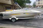 20 ft. Sea Ray Boats 185 Sport BR  Bow Rider Boat Rental Austin Image 2