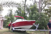 18 ft. Monterey Boats 180FS Fish And Ski Boat Rental Orlando-Lakeland Image 7