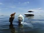 24 ft. Hurricane Boats SD 2400 Deck Boat Boat Rental Tampa Image 11