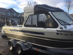 20 ft. NORTHWEST BOATS 208 Seastar Aluminum Fishing Boat Rental Seattle-Puget Sound Image 2