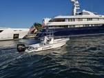 23 ft. Dusky Marine 203 4-S Center Console Boat Rental Miami Image 3