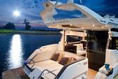 43 ft. Galeon 430 Skydeck Flybridge Boat Rental Chicago Image 5