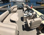 24 ft. Sun Tracker by Tracker Marine Party Barge 22 DLX w/115ELPT 4-S Pontoon Boat Rental Seattle-Puget Sound Image 2