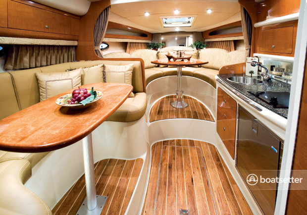 Rent a Chaparral Boats cruiser in Harrison charter Township, MI near me