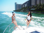 45 ft. Sea Ray Boats 45 Sundancer Cruiser Boat Rental Miami Image 4