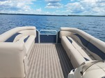 22 ft. Godfrey Marine Sweetwater 2286 FC Pontoon Boat Rental Rest of Northeast Image 3