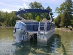22 ft. Godfrey Marine Sweetwater 2286 FC Pontoon Boat Rental Rest of Northeast Image 4