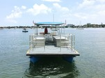 40 ft. Bulldog Pontoons 10x40 Pontoon Boat Rental Miami Image 115