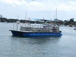 40 ft. Bulldog Pontoons 10x40 Pontoon Boat Rental Miami Image 120