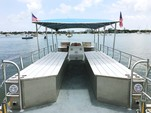 40 ft. Bulldog Pontoons 10x40 Pontoon Boat Rental Miami Image 124