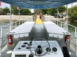 40 ft. Bulldog Pontoons 10x40 Pontoon Boat Rental Miami Image 126