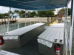 40 ft. Bulldog Pontoons 10x40 Pontoon Boat Rental Miami Image 127